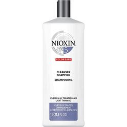 Cleanser Shampoo, System 5 (Chemically Treated/Bleached Hair/Normal to Light Thinning)