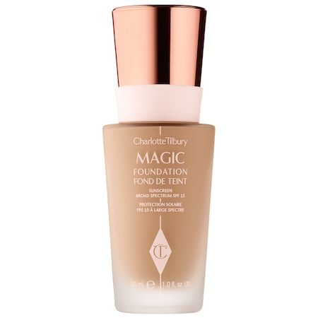 Magic Foundation Flawless Long-Lasting Coverage SPF15
