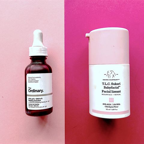 The Ordinary VS Drunk Elephant