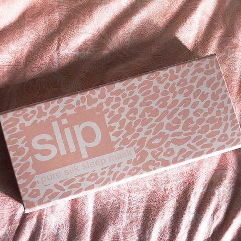 slip eye mask 🌙