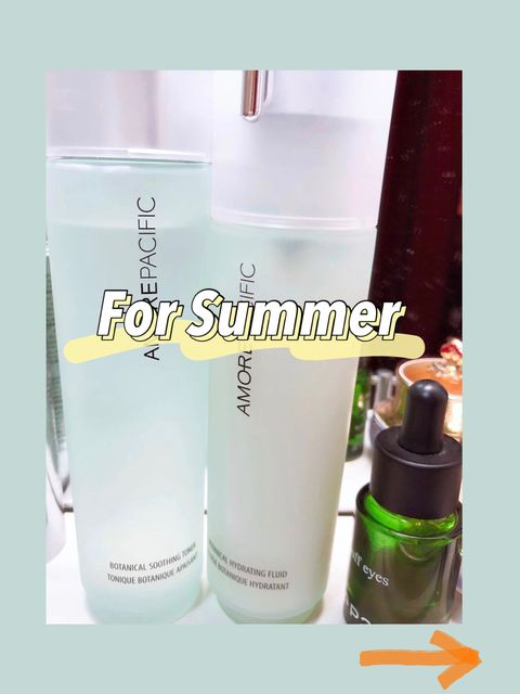 New Product Alert 🌞Change of season means change of skincare, the BEST for summer is...