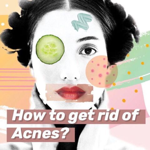 🏆Never lose your fight with acnes