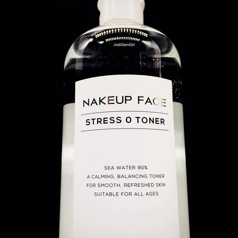 Nakeup Face Stress Zero Toner