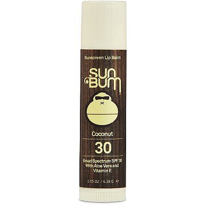 Sunscreen Lip Balm SPF 30, sun bum, cherie