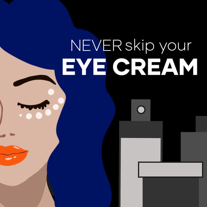 Why You Should Never Skip Eye Cream in Your Skincare Routine