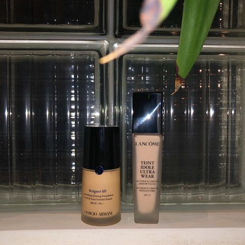 My best foundations for dry skin