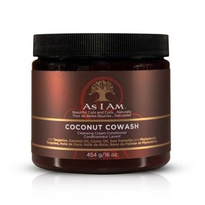 Coconut Cleansing Conditioner