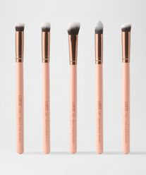 Detail Face Brush Set Rose Gold