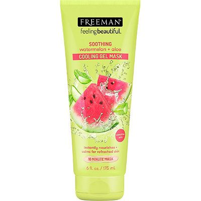 Soothing Watermelon + Aloe Cooling Gel Mask