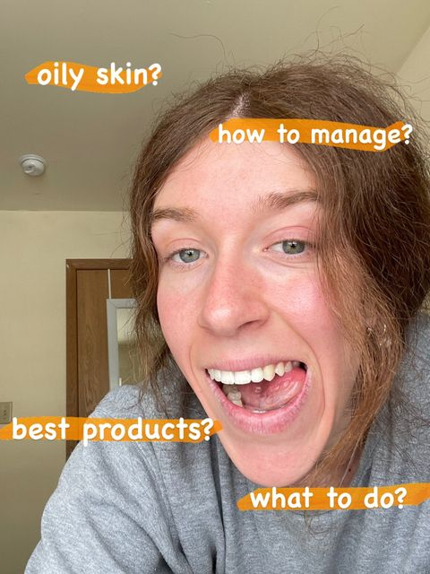 oily skin & don't know how to manage? I got you