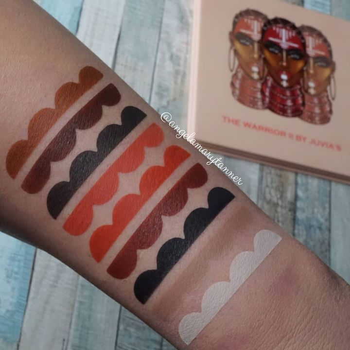 Juvia's Place 'Warrior 2' Palette It's an all...   Cherie
