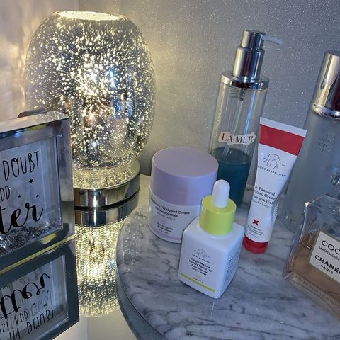 This month the products that I
