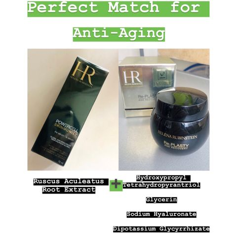 🤩 Perfect Match for Anti-Aging