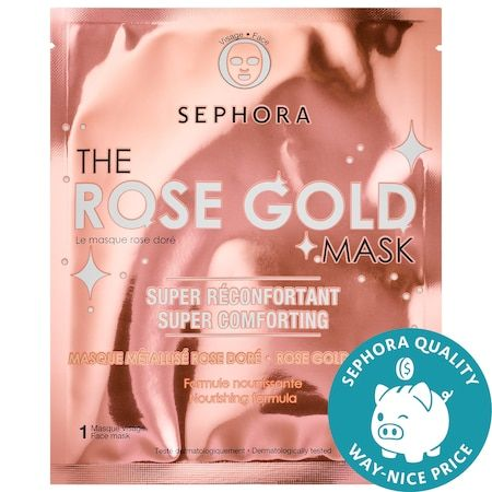 The Rose Gold Mask