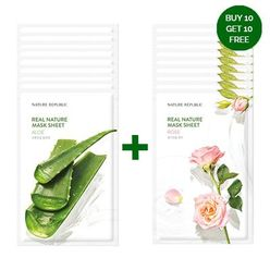 Real Nature Mask Sheet