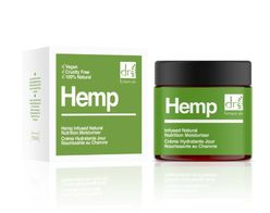 HEMP INFUSED NATURAL NUTRITION MOISTURISER