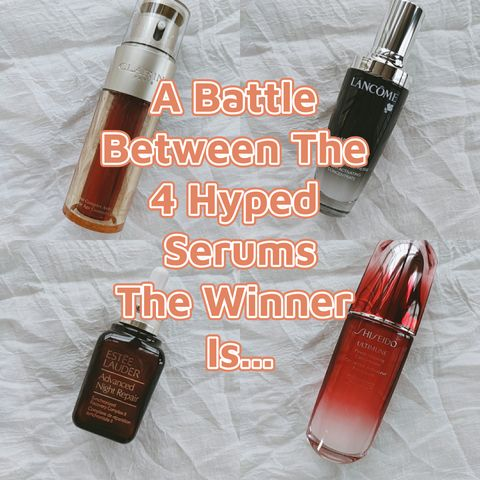 Worth the HYPE? It's Never Too Late To Invest In Face Serums!🌴🌴🌴
