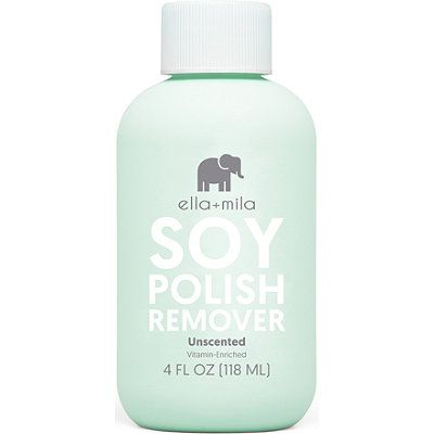 Soy Nail Polish Remover Unscented