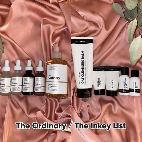 The Ordinary or The Inkey List?