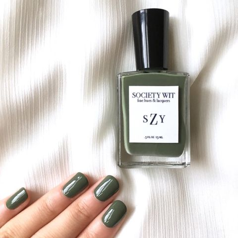 Dusty  green from Societywit