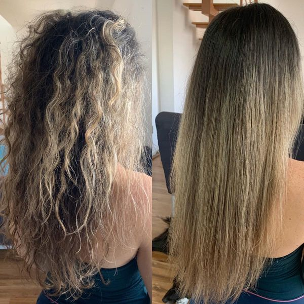 Don't Make These Mistakes When Straightening Your Hair | Cherie