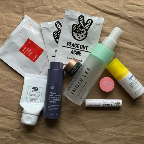 5-second reviews: September Skincare Empties