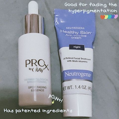 Good products to fade the hyperpigmentation