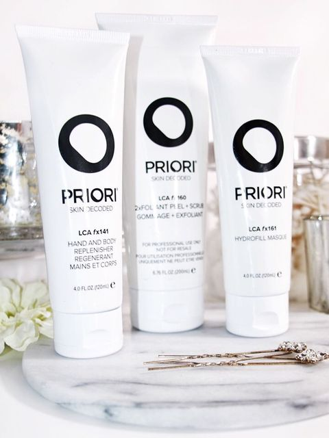 The priori Holiday Spa Kit con