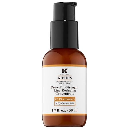 Powerful-Strength Line-Reducing Concentrate 12.5% Vitamin C, Kiehl's, cherie