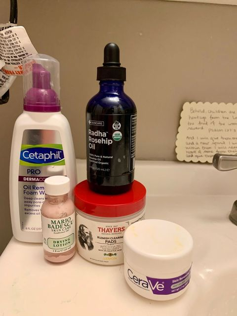Current PM Routine