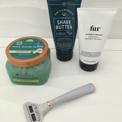 Best Shaving Routine for Sensitive Areas + Skin!