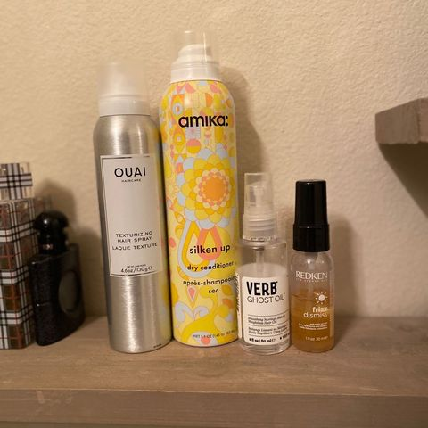 Haircare for winter