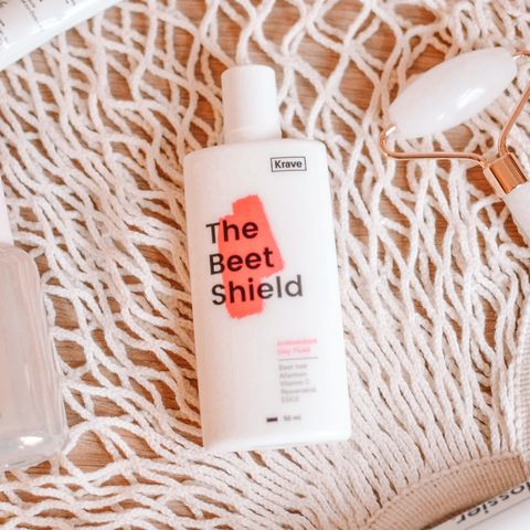The Beet Shield SPF — Krave Beauty