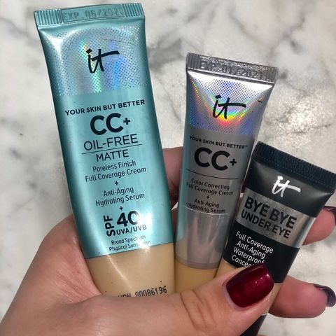 The best makeup for my skin tone!