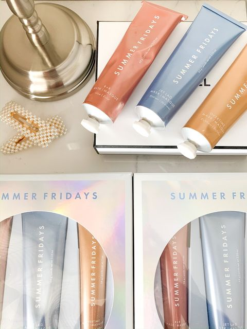 My favourite clean beauty masks: SUMMER FRIDAYS