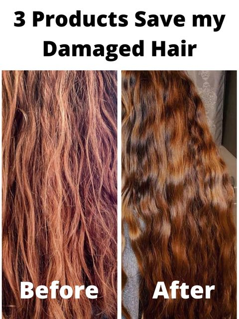 How to repair damaged hair after a perm? My secret is...