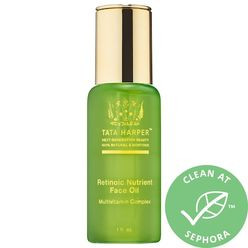 Retinoic Nutrient Face Oil With Vitamin A