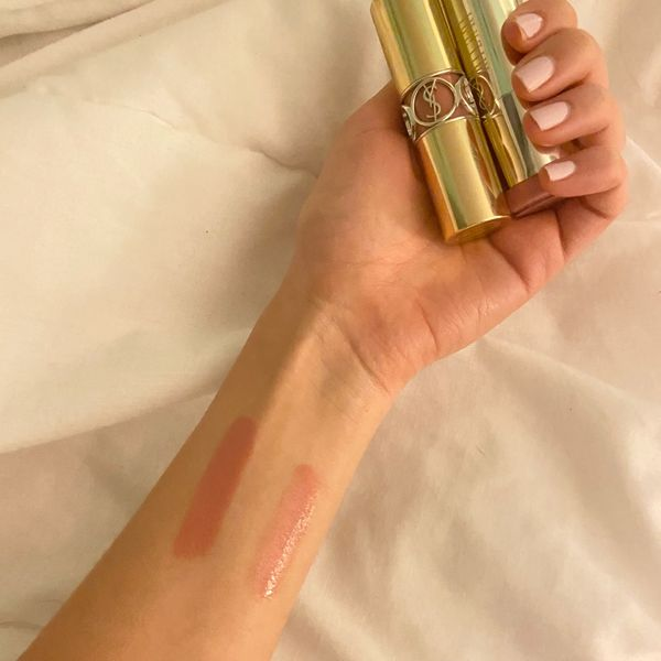 I Found a Dupe for This YSL Lipstick | Cherie