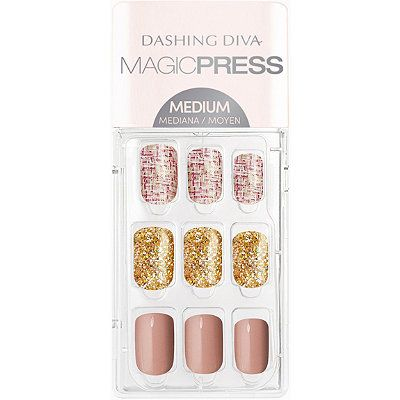 Magic Press Tweed Tuesday Press-on Gel Nails
