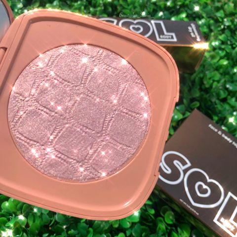 Gorgeous Sol Body Highlight