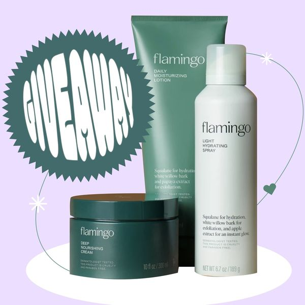 🌈GIVEAWAY LIVE with Flamingo body care! | Cherie