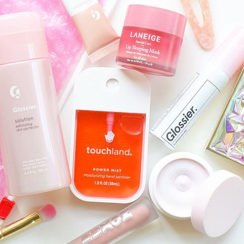 touchland hand sanitizers    I