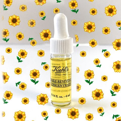 A hydrating oil with a nice ingredients list