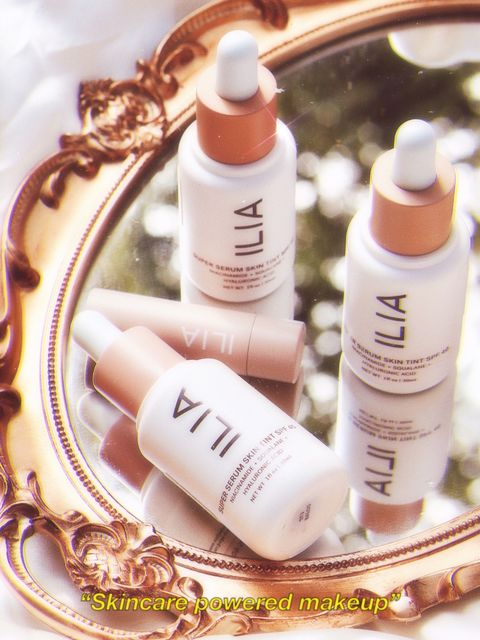 Skincare Powered Makeup: Ilia Beauty Skin Tint
