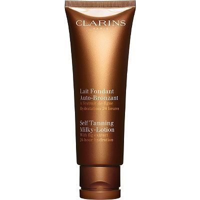 Self Tanning Milk Lotion, CLARINS, cherie