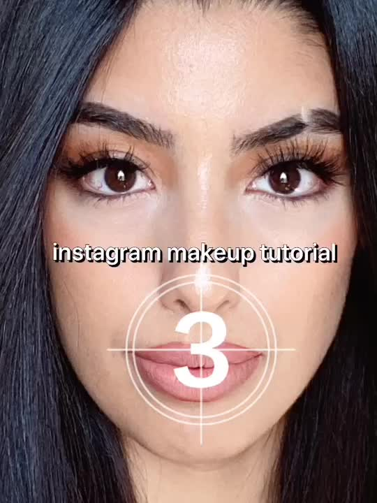 ✨instagram inspired makeup tutorial ✨