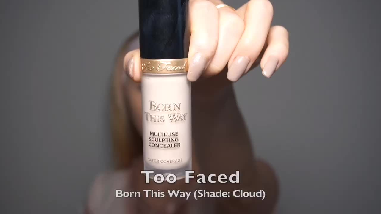Too Faced - Born This Way Highlight Demo