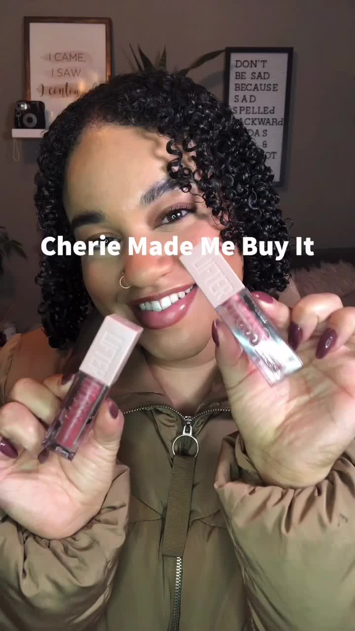 🍒Cherie Made Me Buy It: Maybelline Lifter Gloss