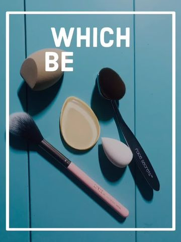ARE YOUR MAKE UP TOOLS CAUSING YOUR BREAKOUTS?🤔