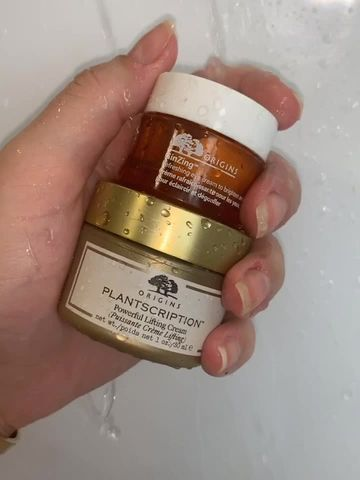 My go to Origins eye products